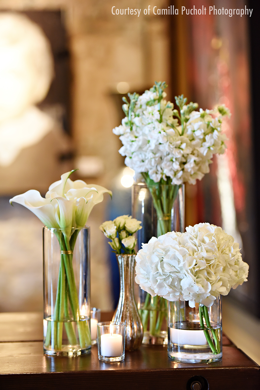 Top 3 wedding trends for 2016 bouquet of flowers centerpieces for weddings junglespirit Gallery